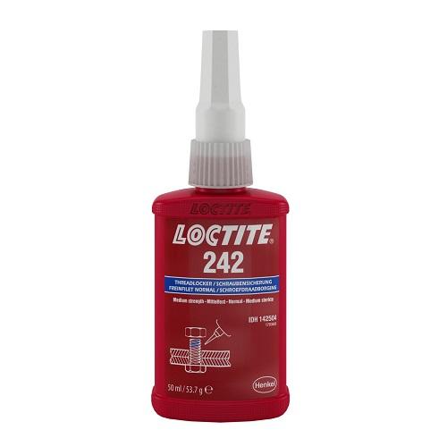 242-50ML-LOC, REMOVABLE MED T/LOCK 50ML, Loctite