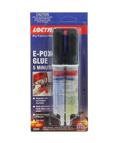 EFQ5-30ML-PERMA, EA9235 5 MIN EPOXY ADH 25ML, Loctite