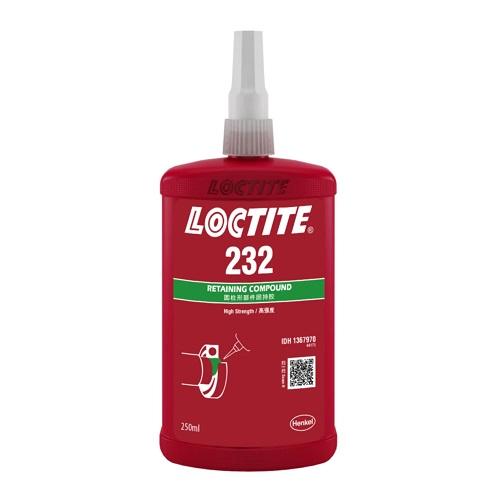 232-250ML-LOC, WHEELMOUNT COMPOUND 250ML, Loctite