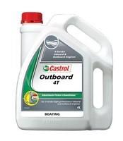 3377683-CASTROL, 4T OUT BOARD OIL 4L, Castrol
