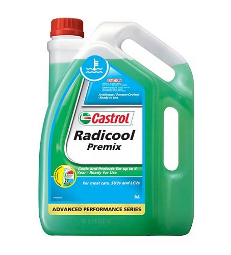 3377804-CASTROL, RADICOOL PREMIX 5L, Castrol