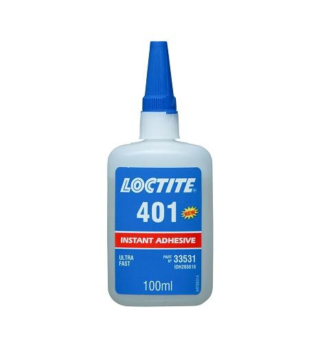 401-100GM-LOC, MED INSTANT ADHESIVE 100ML, Loctite
