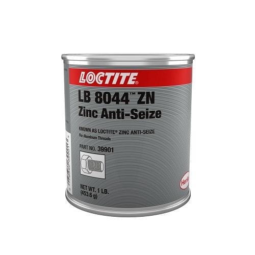 39901-454G-LOC, ZINC ANTI SEIZE 454G LB8044, Loctite