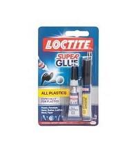 983705-LOC, ALL PLASTICS SUPER GLUE KIT, Loctite