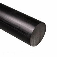6SRB0100, 6SA ROD BLACK 10MM (PER CM), GoldSpec
